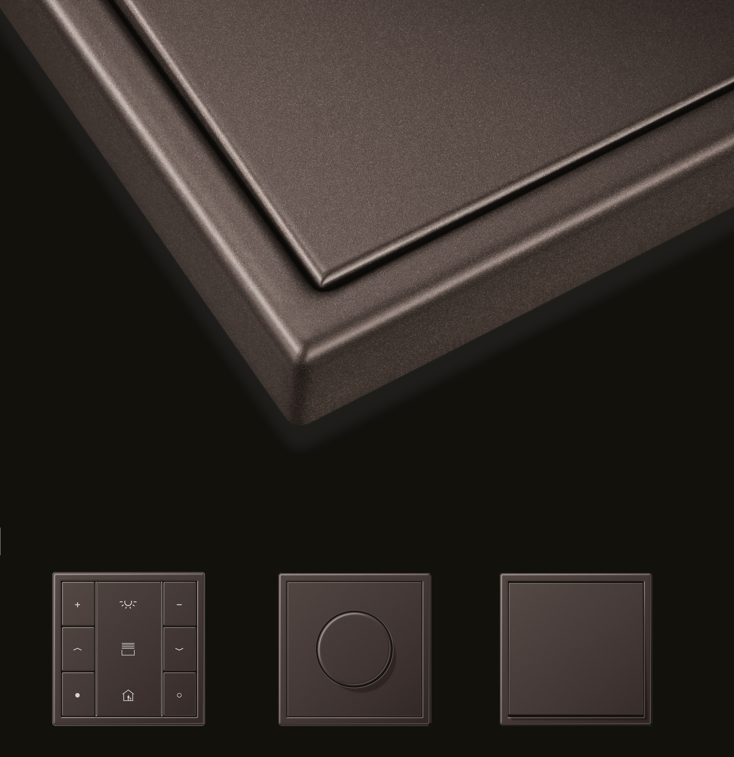 jung mat riel d 39 installation interrupteurs et prises de courant produits stagobel. Black Bedroom Furniture Sets. Home Design Ideas