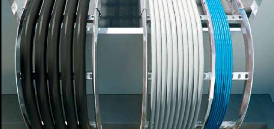 Systèmes de support de câbles