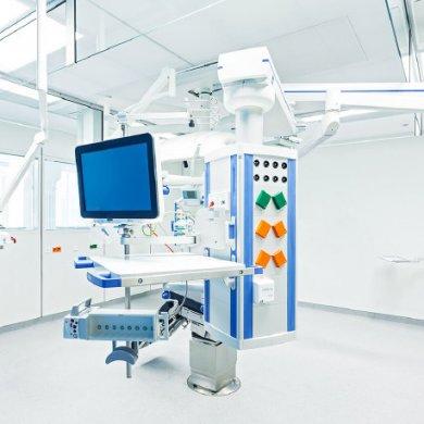 Ziekenhuisinstallaties