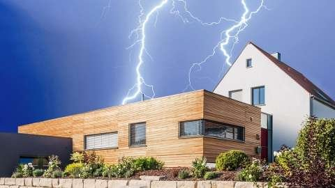 Overspanningsbeveiliging voor woningen